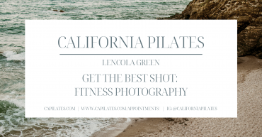 Get The Best Shot: Fitness Photography
