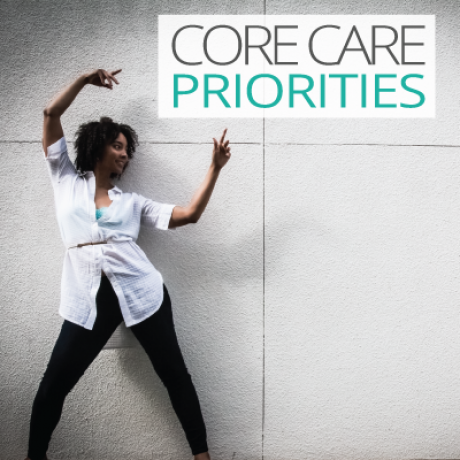 Group logo of CORE CARE Priorities
